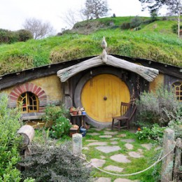 Hobbiton Film Tour