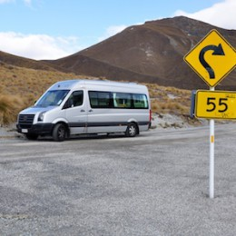 Lindis Pass Summit