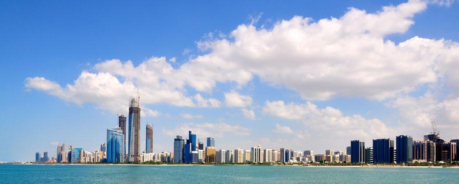 Abu Dhabi Header