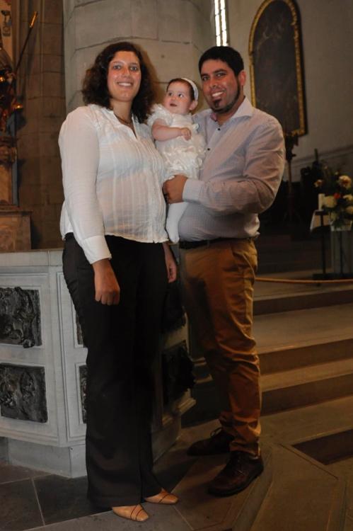 Taufe Krankenhaus Ritter Family